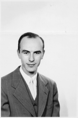 Studio Portrait, 1950