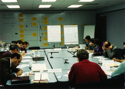 Participants at 1994 Ford IM session
