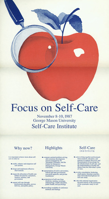 Brochure: Focus on Self-Care